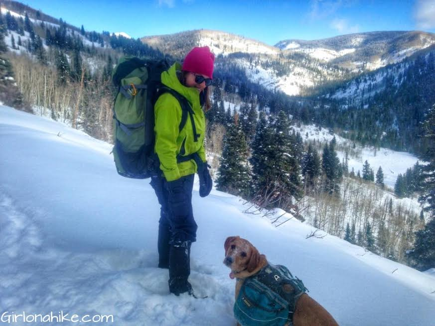 Backpacking Gear List, Backpacking the Uintas