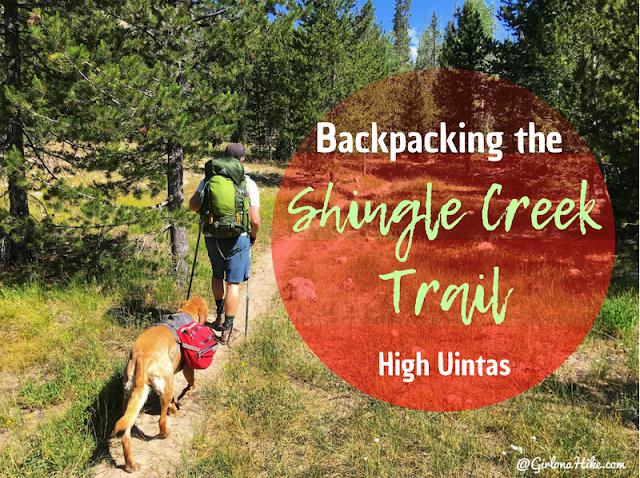 Backpacking the Shingle Creek Trail