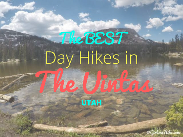 The BEST Day Hikes in the Uintas!