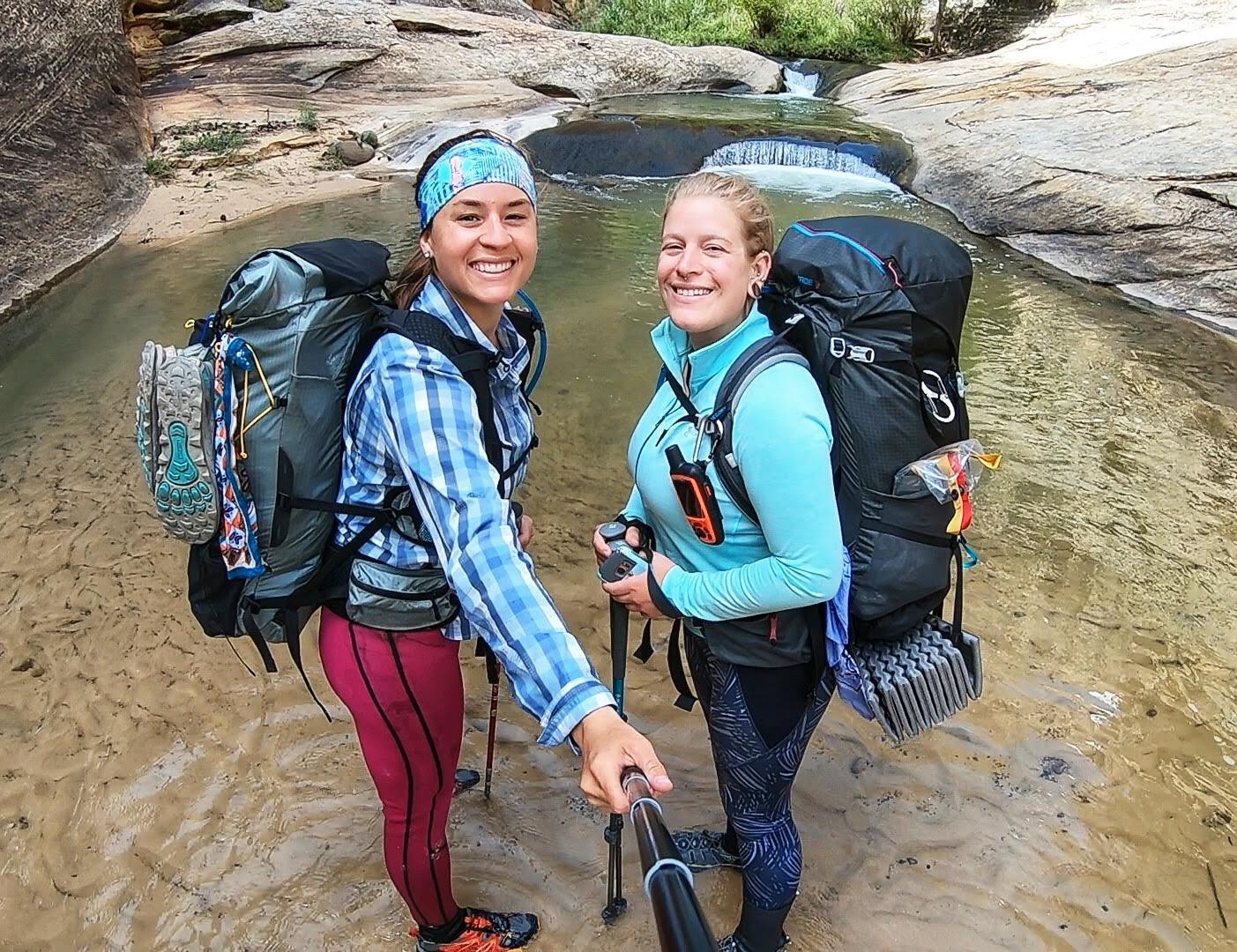 Backpacking Death Hollow, Escalante, Grand Staircase Escalante National Monument