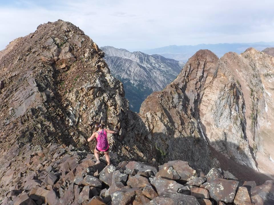 Hiking to Mt. Superior & Monte Cristo Peak