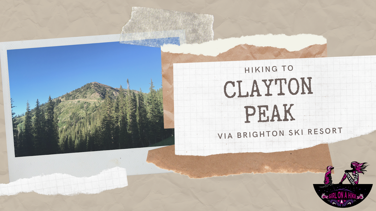 Hike to Clayton Peak via Brighton Ski Resort