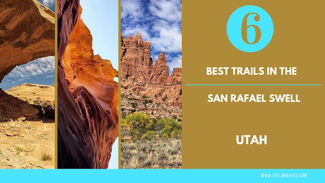 The 6 Best Trails in the San Rafael Swell, best hikes San Rafael Swell