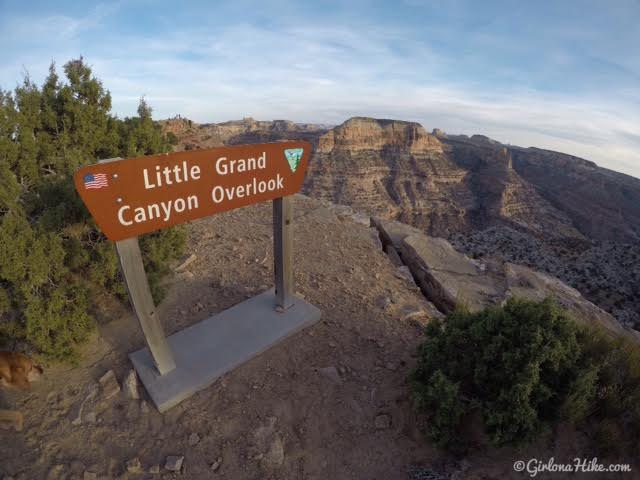 Camping & Exploring The Wedge Overlook