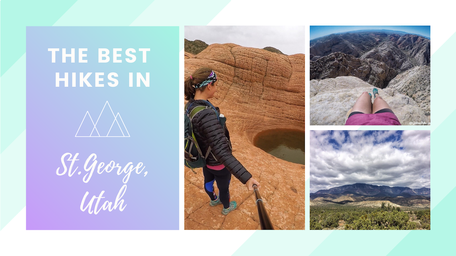 The BEST Hikes in St.George, Utah!