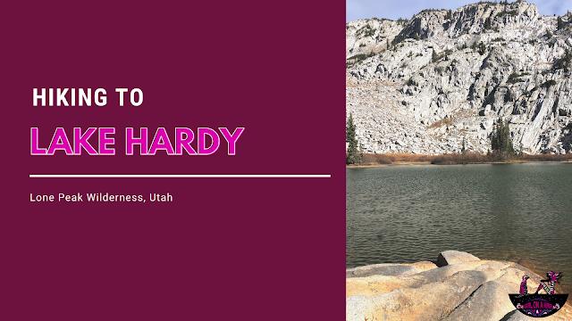 Hiking to Lake Hardy