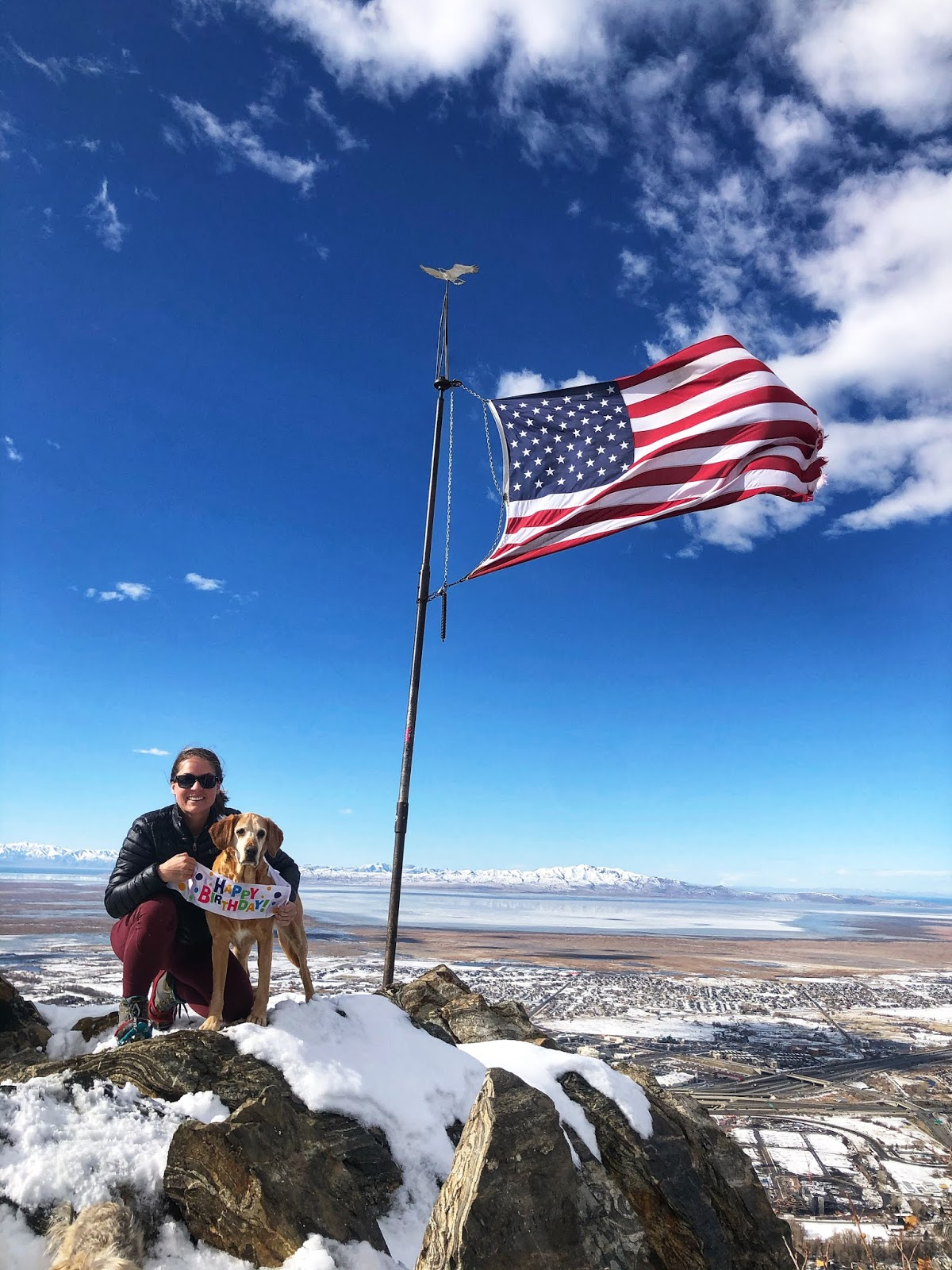 Hiking to Flag Rock, Farmington, Utah, Hiking in Utah with Dogs, Hiking in Utah with Kids