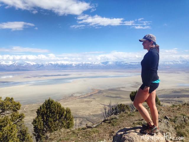 Frary Peak, Utah, Antelope Island State Park, Frary Peak maps