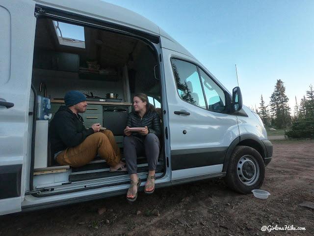 Lodging Review: Hippy Digs Camper Van Rental