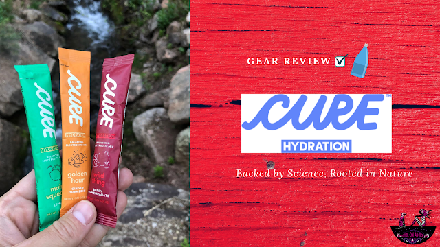 Gear Review: Cure Hydration