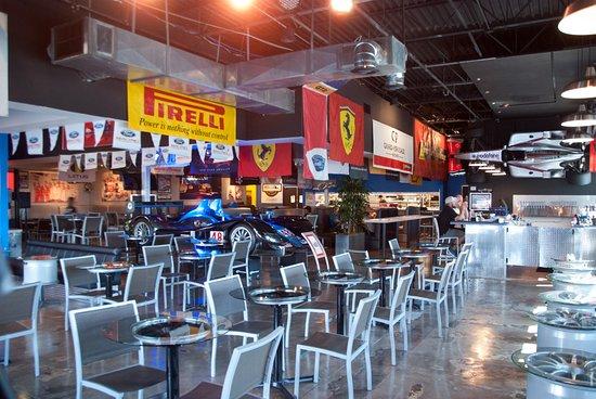 Dog Friendly Restaurant Patios in Salt Lake City, Garage Grill