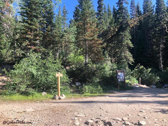 Hiking to Gloria Falls & Red Pine Lake