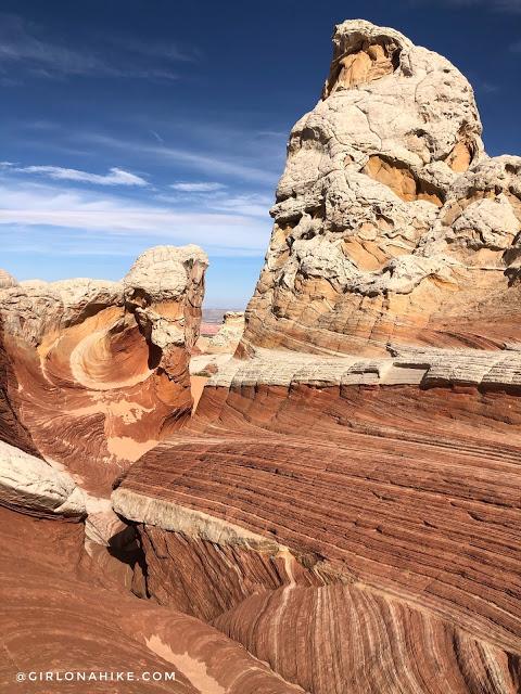 Exploring White Pocket, Vermillion Cliffs National Monument