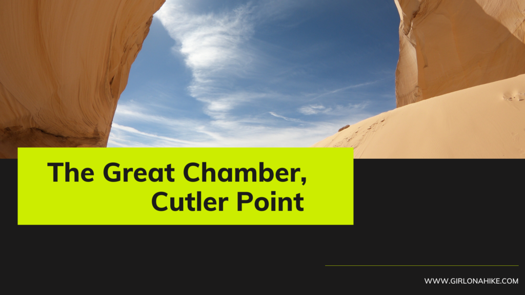 Visiting The Great Chamber, Cutler Point