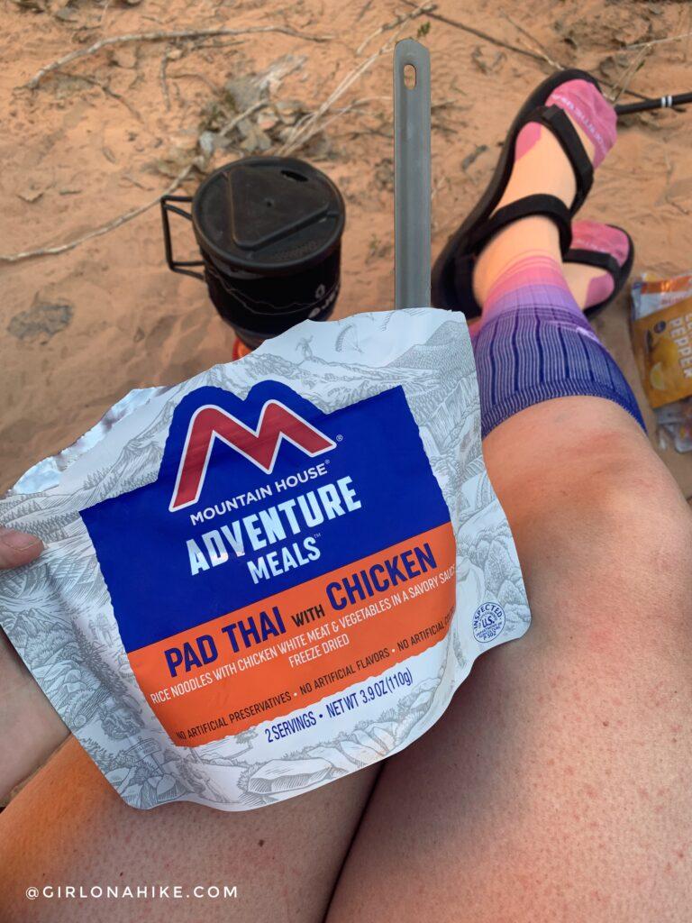 Backpacking Kane Gulch to Bullet Canyon, Cedar Mesa