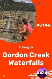 Gordon Creek Waterfalls