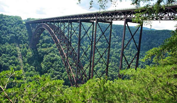 New River Bridge WV