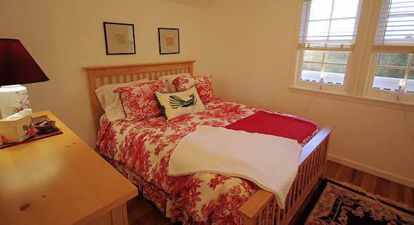 WV Cottage Bedroom