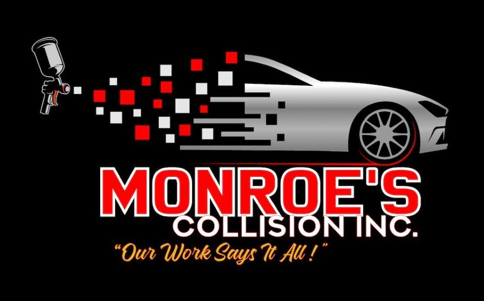 Monroe's Collision Inc. Logo