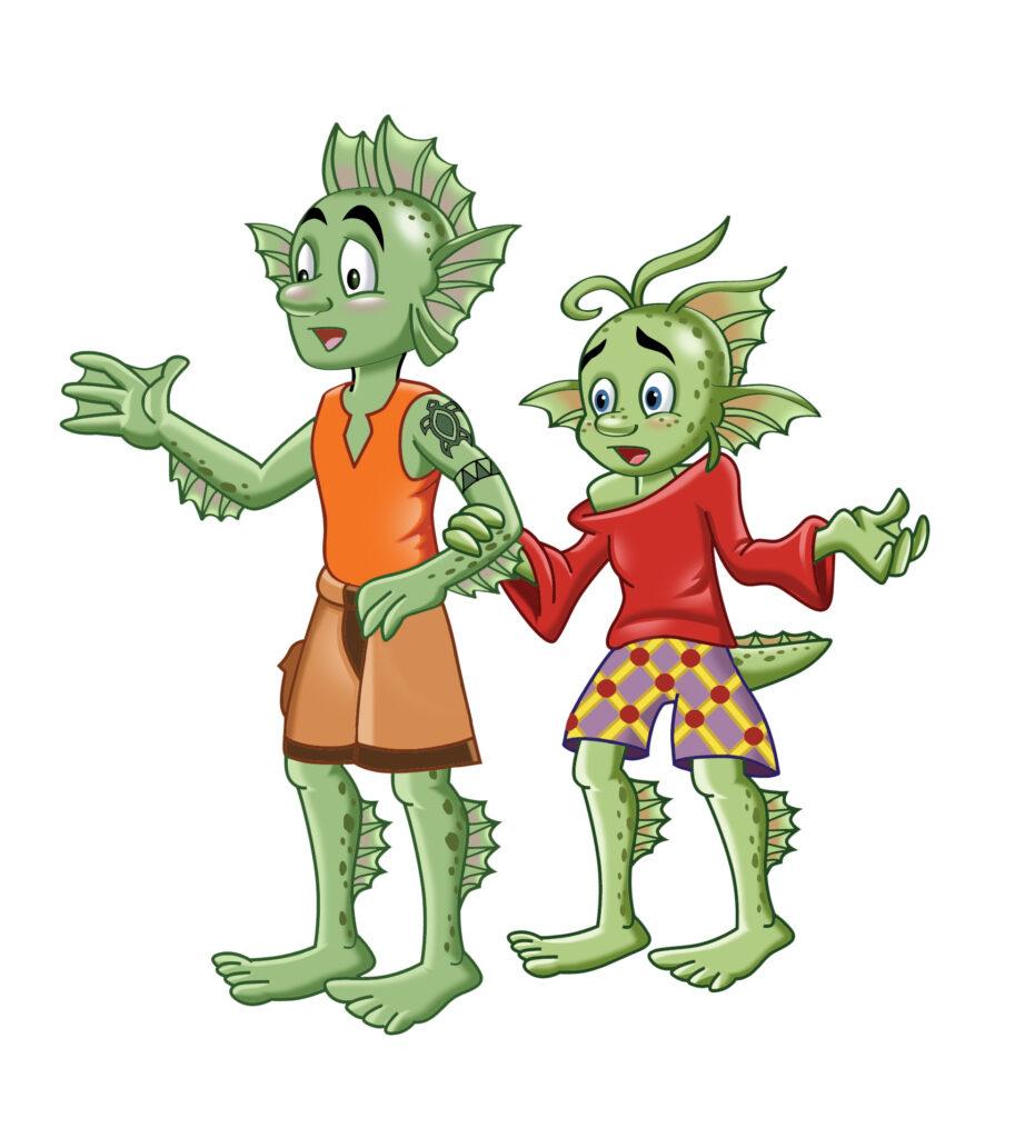 Finnegan and Flyn