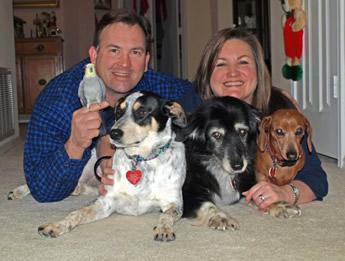 Murphy's family