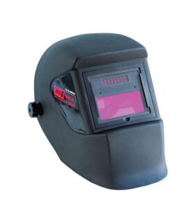 Matweld solar powered arc welding safety helmet. For sale at FarmAbility South Africa
