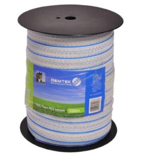 Nemtek Electric Fencing Tape AW-PTMX40MM/200. For sale at FarmAbility South Africa