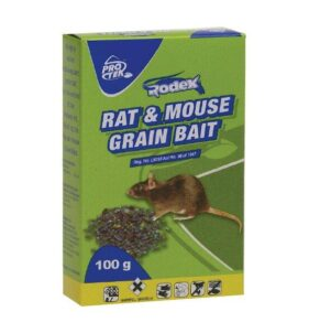 Protek Rat and Mouse Bait Rodenticide. For sale at FarmAbility South Africa