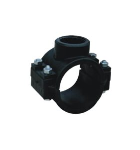 Pipe Saddle Clamp. For sale at FarmAbility South Africa