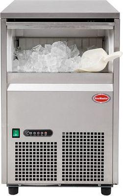 SnoMaster 26kg Plumbed-In Ice Maker – Gourmet Ice (SM-26S). For sale at FarmAbility South Africa