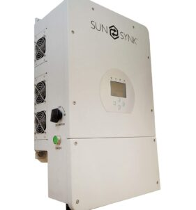 Sunsynk Solar Power Grid Tie/Off-Grid Inverter 5000W. For sale at Farmability South Africa