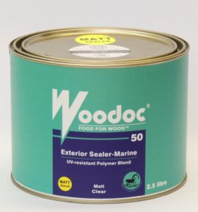 Woodoc Marine Varnish. For sale at FarmAbility South Africa