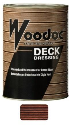 Woodoc Treatment and Maintenance for dense wood. For sale at FarmAbility South Africa