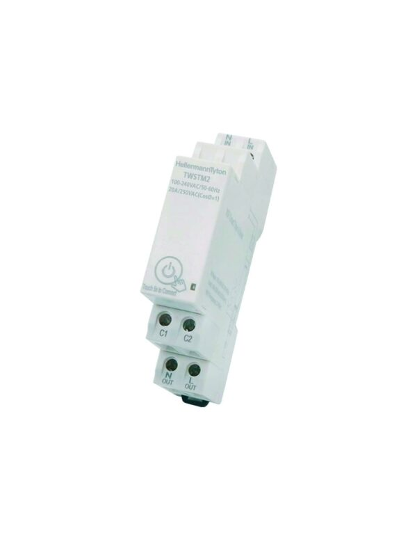 Wi-Fi Smart Energy Relay Switch. For sale at Farmability South Africa