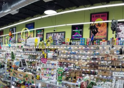 Smoke Shop from the inside