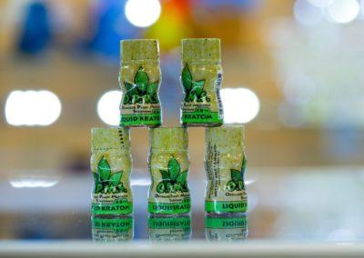 6 Liquid kratom bottles eliquid for vaporizers