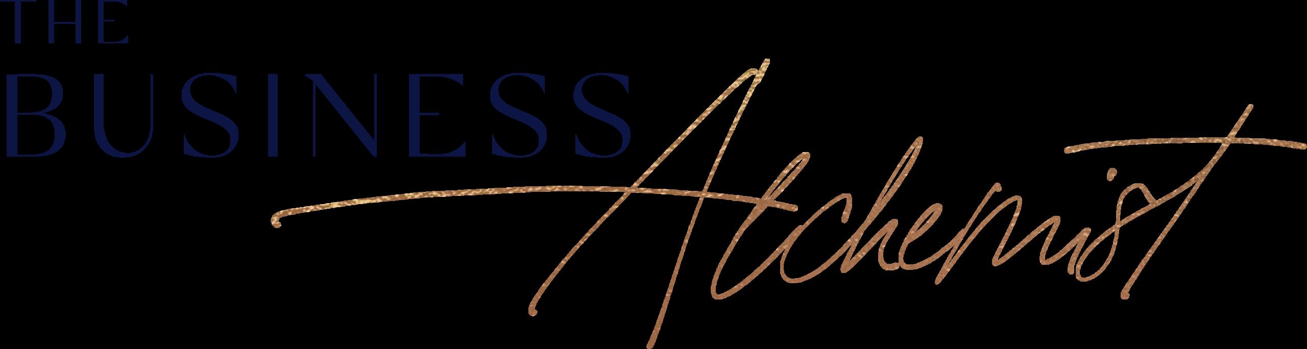 CC - Business Alch - logo colour