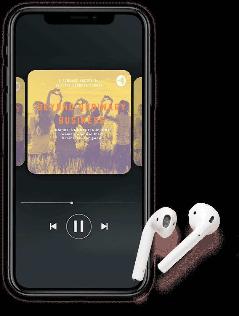 CC-Podcast Iphone Mockup