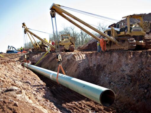 Spirit Pipeline – DRC Pipeline System