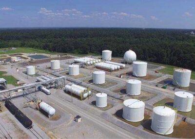 Energy Company – Ft. Saskatchewan Tank Farm