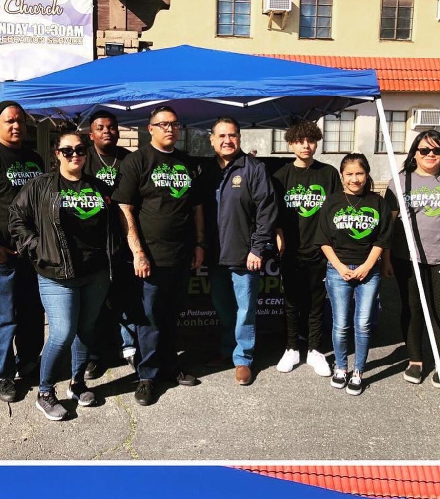 Assemblymember James Ramos Operation New Hope Youth Reinvestment Program San Bernardino City
