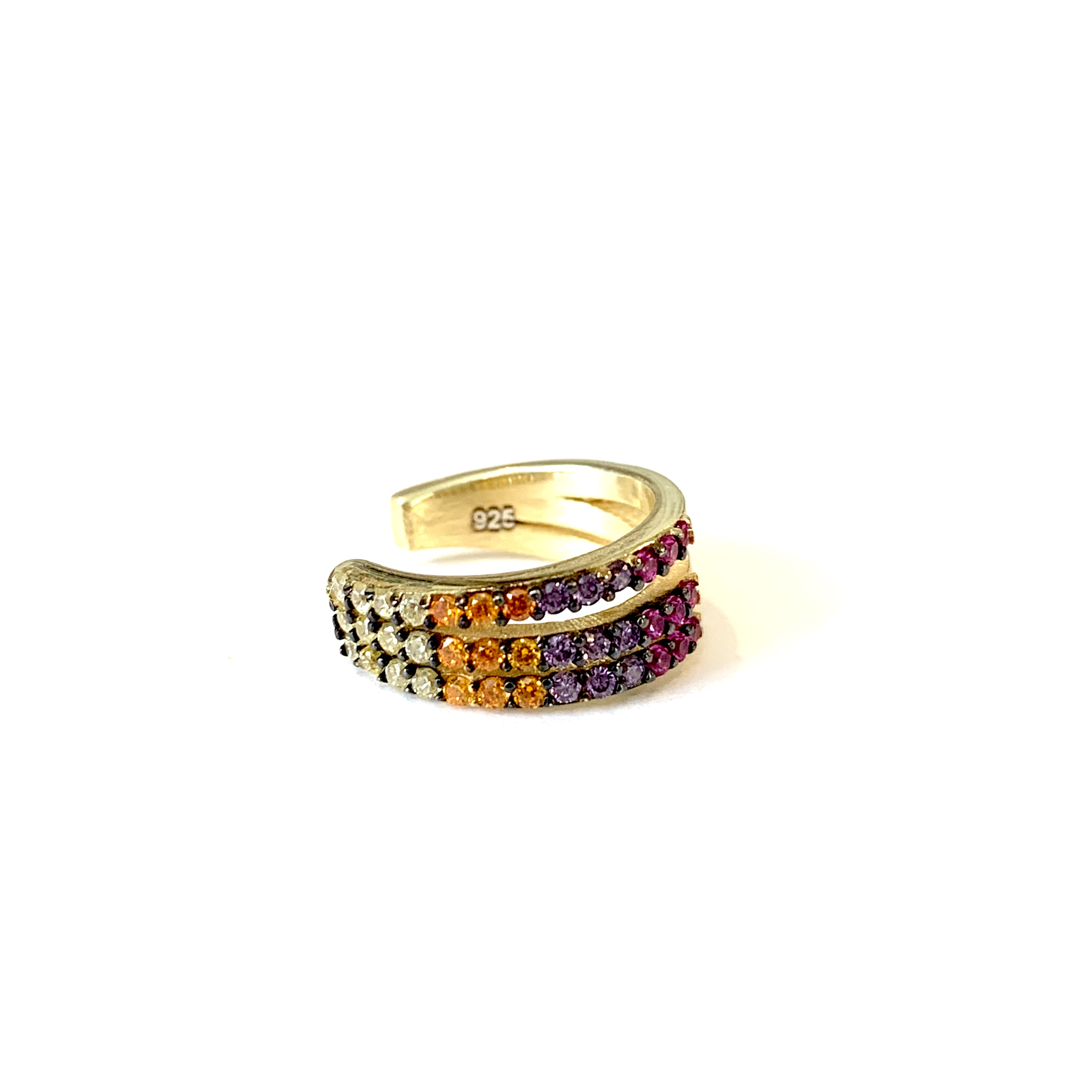 Fanned Out Cuff