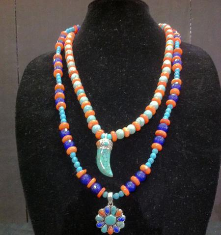 nepal necklaces