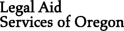 Legal Aid Services of Oregon