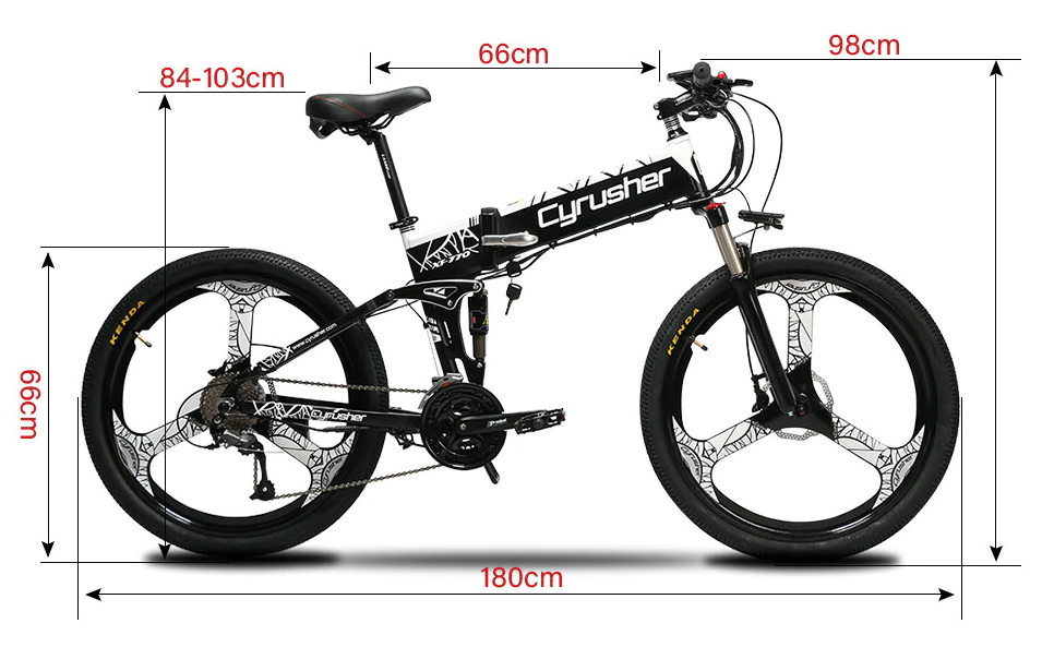 XF770 Size and Weight