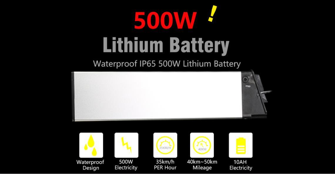 XF690 battery