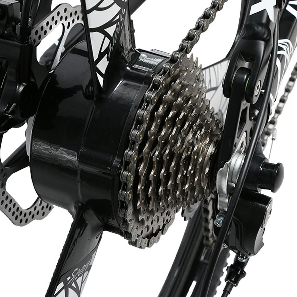 xf770 white folding electric mountain bike full su 10158 1