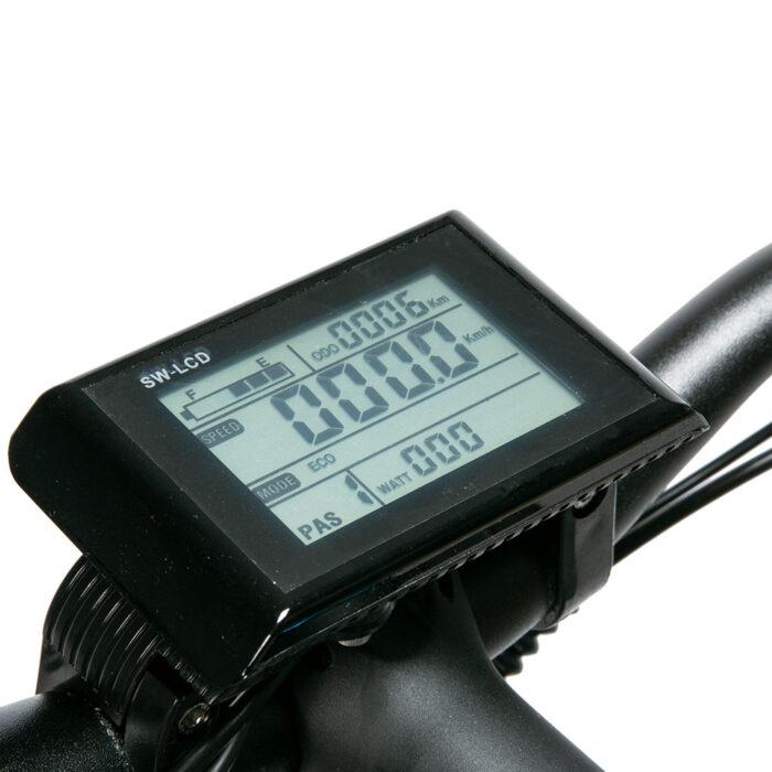 Cyrusher xf900 Fat Tire eBike - Digital Display