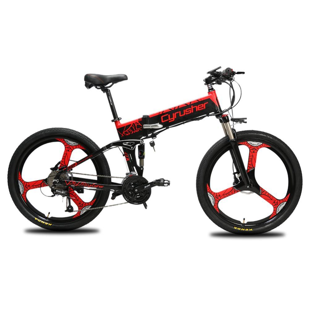 XF770 Folding Electric Mountain Bike