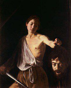 300px-Caravaggio_-_David_con_la_testa_di_Golia